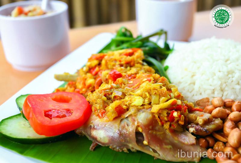 Ayam Betutu Original 1 Porsi