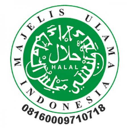 Logo Halal dari Majelis Ulama Indonesia (MUI