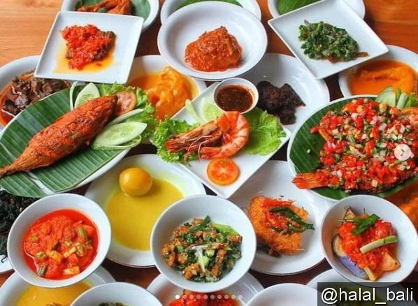 Tempat makan halal di Bali